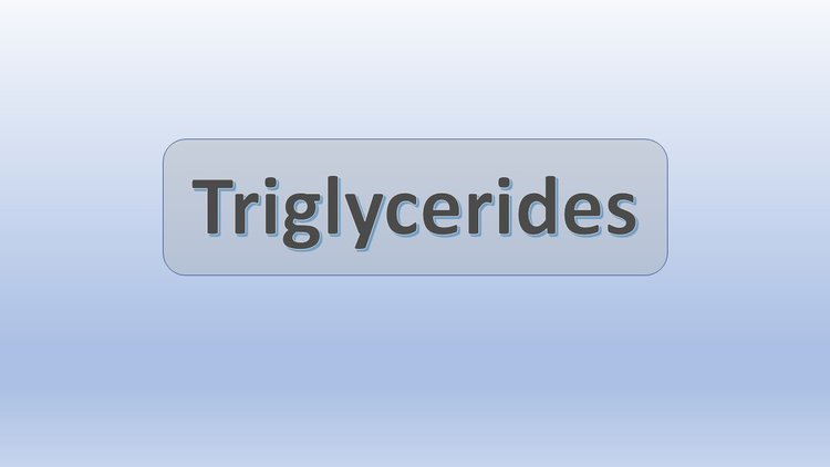 Reasons for High Triglycerides